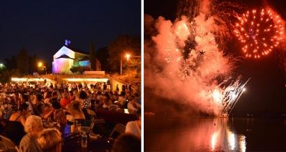Feu d'artifice, guinguette et marché nocturne: C'est parti pour les Jeudis Etoilés à Istres