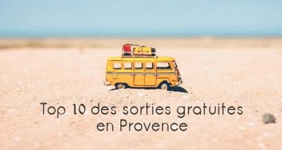 Notre top 10 des sorties gratuites le week-end du 21 et 22 juillet en Provence
