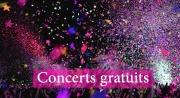 Concerts et spectacles, 10 événements gratuits à ne pas rater dans les Bouches du Rhône et le Var