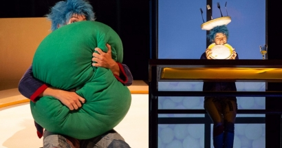 Les petits pois du Théâtre Bascule : c'est du lourd !