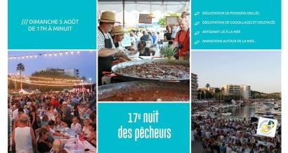 Toulon: Poissons grillés et marché nocturne pour la Nuit des Pêcheurs ce soir