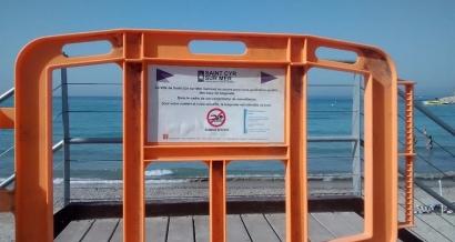 Var: la liste des plages fermées suite aux orages ce dimanche 12 août