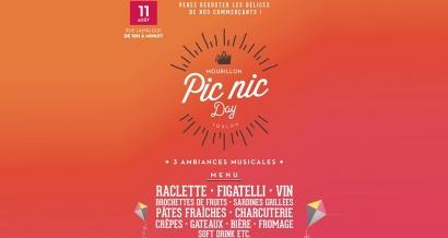 Ce soir, c'est Pic Nic Day au Mourillon!