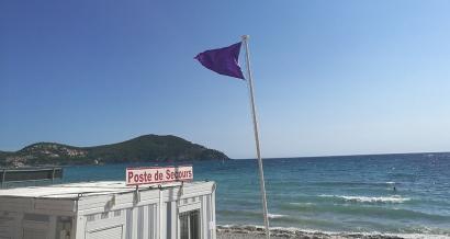 Var: la liste des plages fermées suite aux orages ce mercredi 15 août