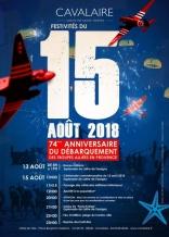 Feu d'artifice du 15 août à Cavalaire: les informations pratiques pour accéder au feu