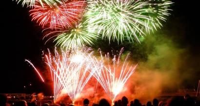 Cavalaire: le feu d'artifice est raté, la ville en tire un nouveau ce vendredi