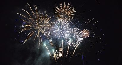 Sept feux d'artifice au programme ce soir, vendredi 17 août en Provence
