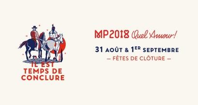 MP2018: le programme des fêtes de clôture