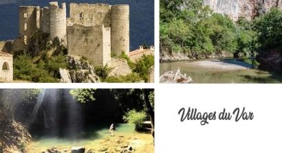 Insolite : 3 villages à visiter dans le Var