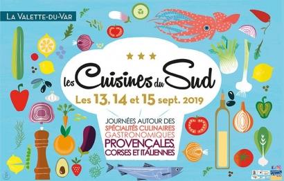 La Valette-du-Var célèbre les Cuisines du Sud le weekend du 22 et 23 septembre