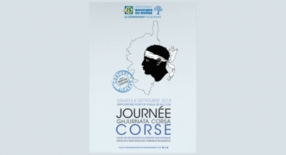 La Corse est à l'honneur ce samedi à Marseille