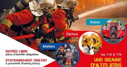 Les pompiers de la Valbarelle ouvrent leur caserne pour les Journées du Patrimoine