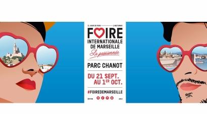 Feu d'artifice, foot et culture, la Foire de Marseille c'est vendredi !