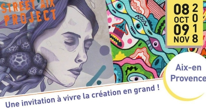Street Aix Project, une invitation à vivre à création