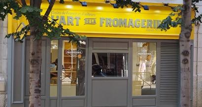 L'Art de la Fromagerie ouvre une seconde boutique aux Cinq Avenues