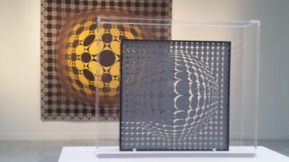 Vasarely Plasticien, le maître de l'Op Art comme vous ne l'avez encore jamais vu