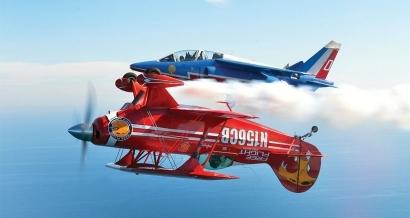 Sainte Maxime : le show aérien Free Flight World Masters annulé suite aux inondations