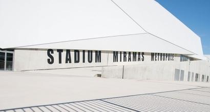 Le Stadium Miramas Metropole inauguré le weekend du 20 et 21 octobre