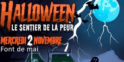 Rendez-vous au Sentier de la peur pour Halloween à Aubagne