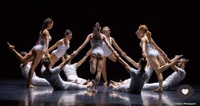 Angelin Preljocaj fait danser l'attraction des corps