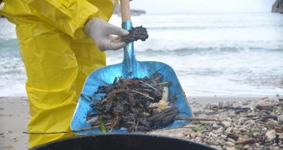 Camargue et Port de Bouc: la pollution continue de s'étendre