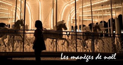 Les fêtes foraines de noël en Provence