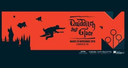Participez à un tournoi de Quidditch sur glace à Marseille !