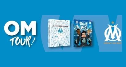 L'Olympique de Marseille illustrée fait sa tournée