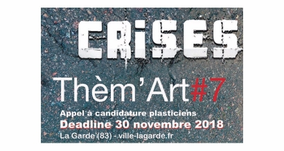 Thèm'Art : appel à candidature plasticiens