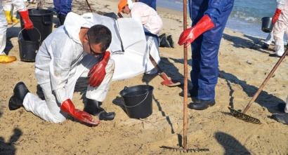 Un mois après, où en est le nettoyage des côtes souillées par le pétrole?