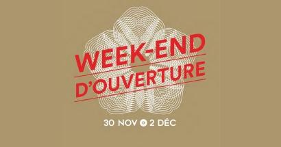 Week-end d'ouverture des festivités de fin d'année à Marseille