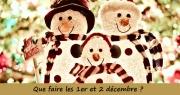 Que faire ce week-end du 1er et 2 décembre en Provence? Les festivités de Noël démarrent
