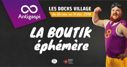 Marseille : un salon antigaspi juste avant noël aux Docks Village