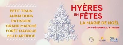 Hyères: des animations de Noël annulées à cause du mistral