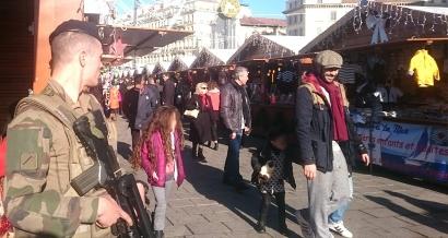 La sécurité des marchés de Noël renforcée après l'attentat de Strasbourg