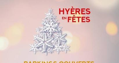 A Hyères aussi les parkings sont gratuits ce dimanche et certains jusqu'à début janvier