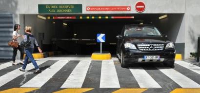 Finalement, les parkings d'Aix seront bien gratuits ce weekend du 22 et 23 décembre