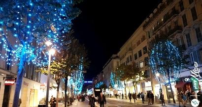 A Nice, vous pouvez prendre le contrôle des illuminations de Noël avec votre smartphone!