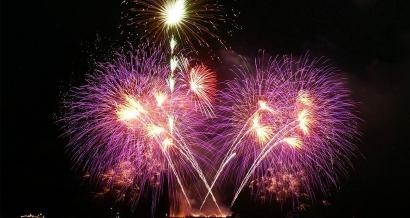 Six-Fours: un feu d'artifice ce samedi pour fêter la fin d'année