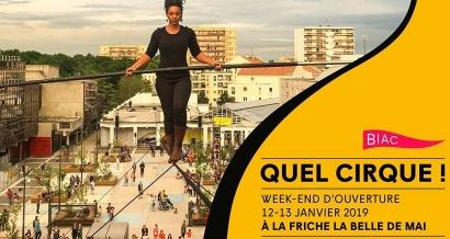 La Biennale du Cirque démarre ce week-end avec Quel Cirque! à la Friche