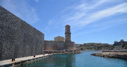 Quels sont les musées les plus visités à Marseille en 2018?