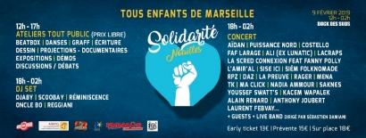 Tous enfants de Marseille : un grand concert de soutien organisé au Dock des Suds