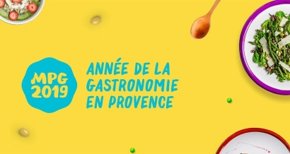 MPG2019: une année pour fêter la gastronomie en Provence