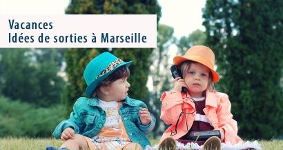 Nos idées de sorties enfants pour les vacances d'hiver à Marseille