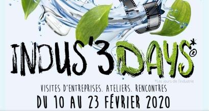 Indus'3 Days: Visitez les coulisses des entreprises et artisans des Bouches du Rhône