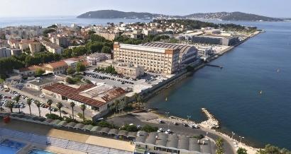 Cité de l'innovation, Musée de la Marine, croisières, parcs... Toulon va se métamorphoser entre Mayol et Pipady