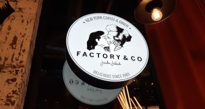 Factory and Co : les burgers et cheesecakes new yorkais