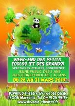 Marseille : Un week-end pour les petits écolos au Divadlo !
