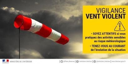 Prudence dans le Var: un fort coup de vent est annoncé ce jeudi