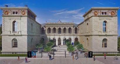 Le Musée d'Art de Toulon entièrement rénové rouvrira en novembre avec une exposition sur Picasso